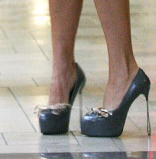 Menudos zapatos