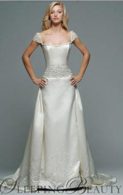 Vestidos de novia de cuento